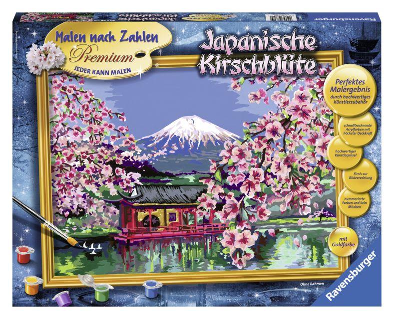 Ravensburger-Pictura pe nr,Japonia,14+