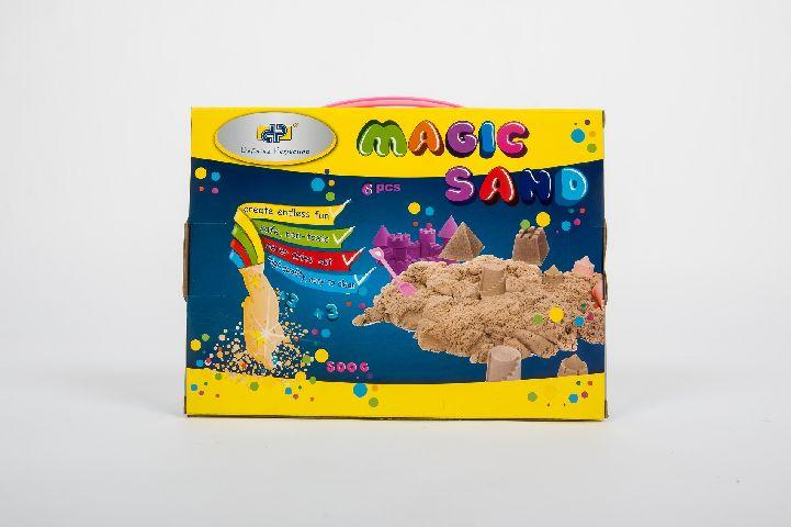 Magic sand cu forme,500g,DP Premium
