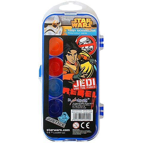Acuarele 12 culori,StarWars Rebels