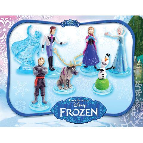Figurina Disney,Frozen,7 mod