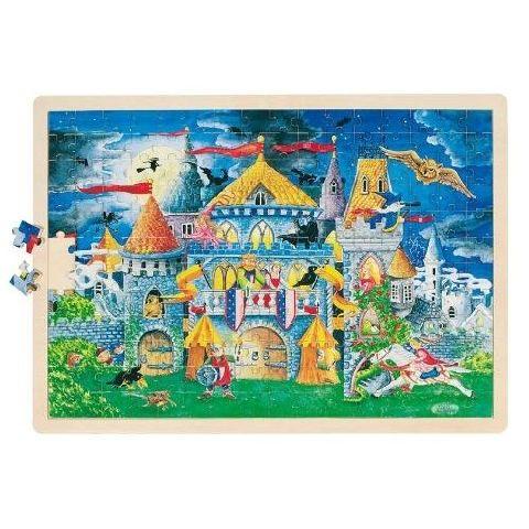 Puzzle lemn,basm,192pcs,Goki