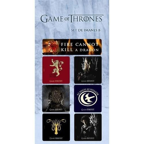 Game of Thrones Magnet Set B