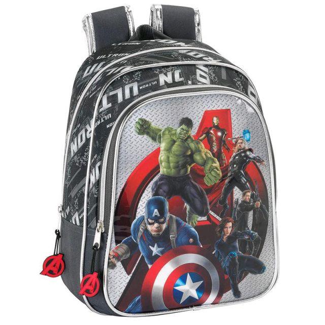 Avengers Age of Ultron Backpack Avengers 33 cm