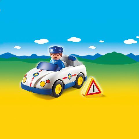 Playmobil-Masina de politie