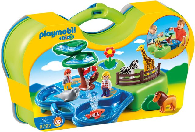Playmobil-Gradina zoologica si acvarium