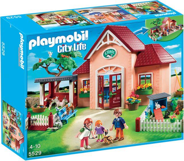 Playmobil-Clinica veterinara