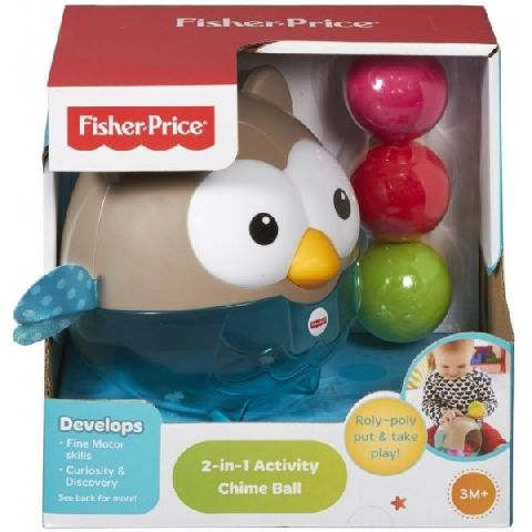 Jucarie activitati,bufnita cu mingii,Fisher Price