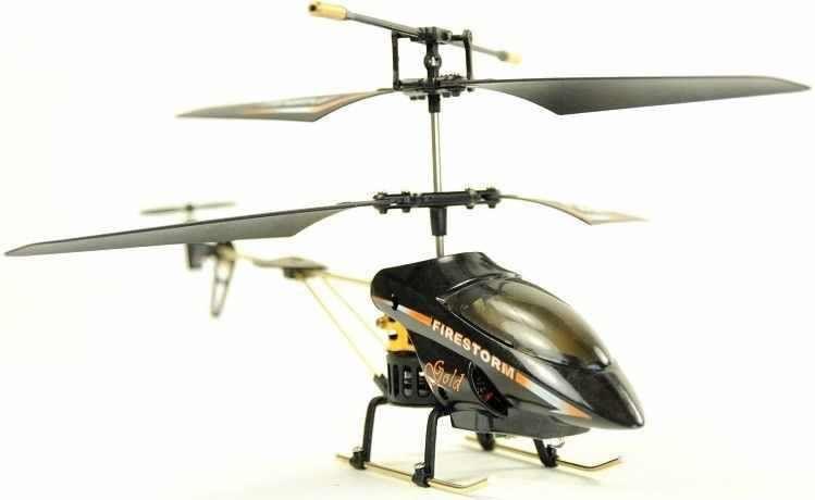 Elicopter RC Firestorm GOLD IR din aluminiu