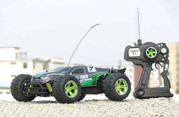 Masina cu Radio Comanda Truggy S-Track M 1:12 / 4WD / RTR