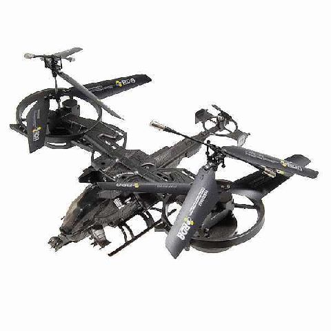 Elicopter RC AVATAR AT-99 Scorpion (Licenta),2.4 GHz, 4 canale, RTF