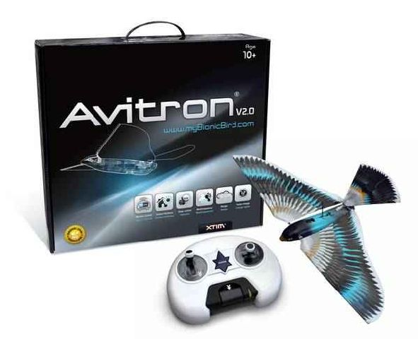Pasare bionica Avitron V2,0