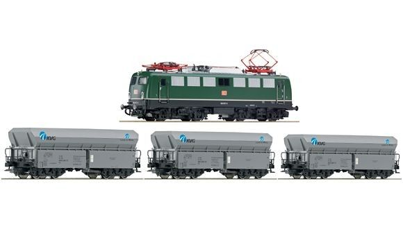 Start Set Digital cu locomotiva electrica BR 140  DB AG, Epoca  V