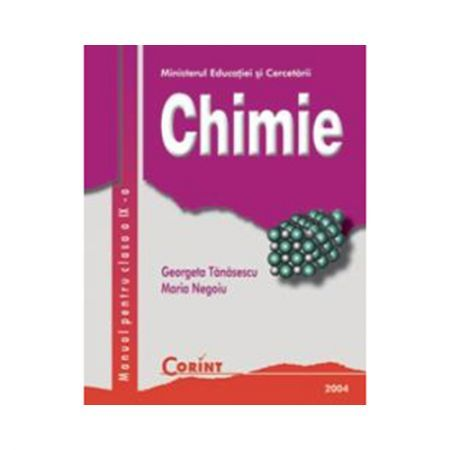 MANUAL CLS IX - CHIMIE .