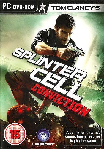 SPLINTER CELL CONVICTION COMPLETE EXCLUSIVE  - PC