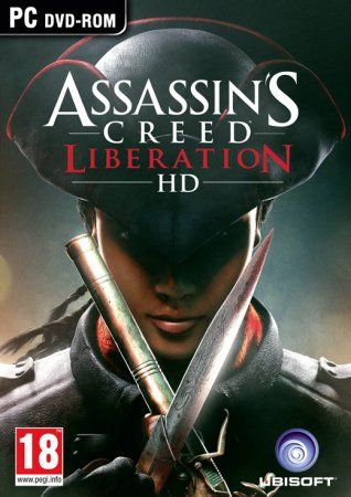 ASSASSINS CREED LIBERATION HD - PC