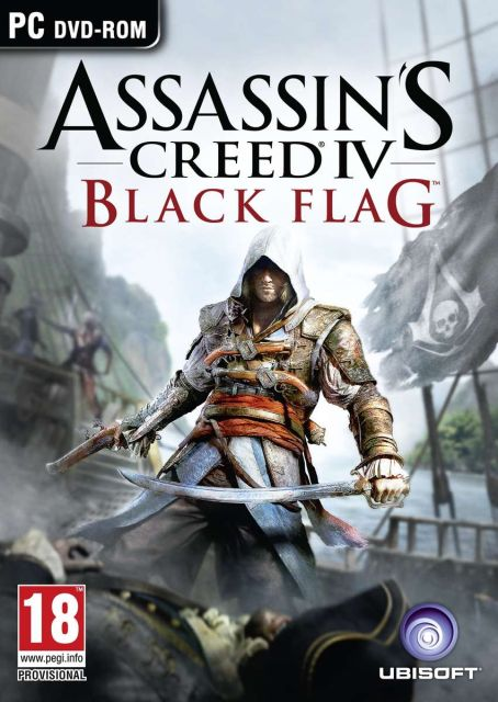 ASSASSINS CREED 4 BLACK FLAG - PC