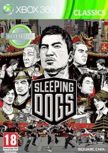 SLEEPING DOGS CLASSICS - XBOX 360