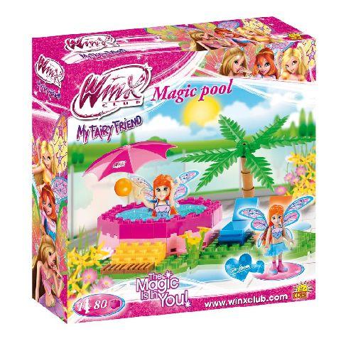 Cobi-Winx,piscina magica