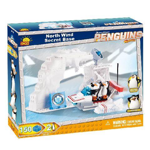Cobi-Penguins,baza secreta