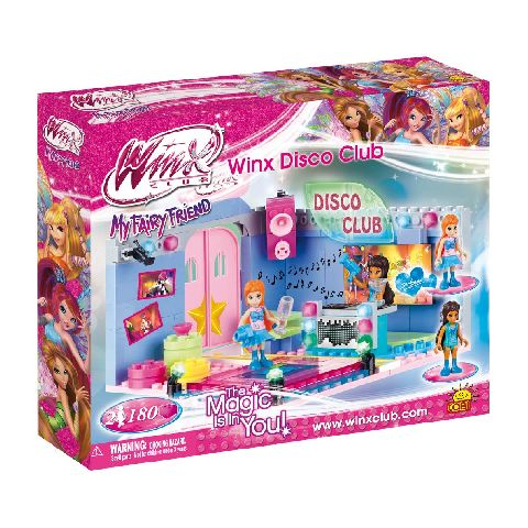 Cobi-Winx,disco club