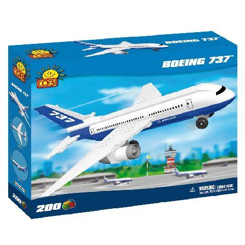 Cobi-constructie avion,Boeing 737