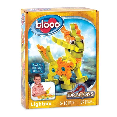 Bloco-dragoni,Lightnix,spuma densa
