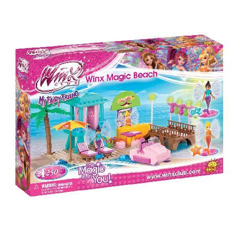 Cobi-Winx,plaja magica