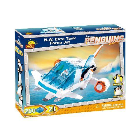 Cobi-Penguins,avion,forta de elita NW