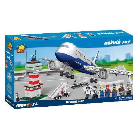 Cobi-constructie avion,Boeing 737,Dreamliner