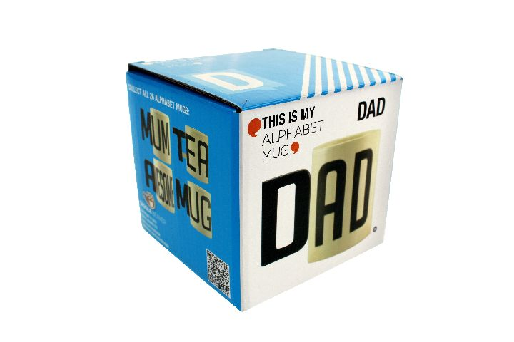Cana alfabet, Dad