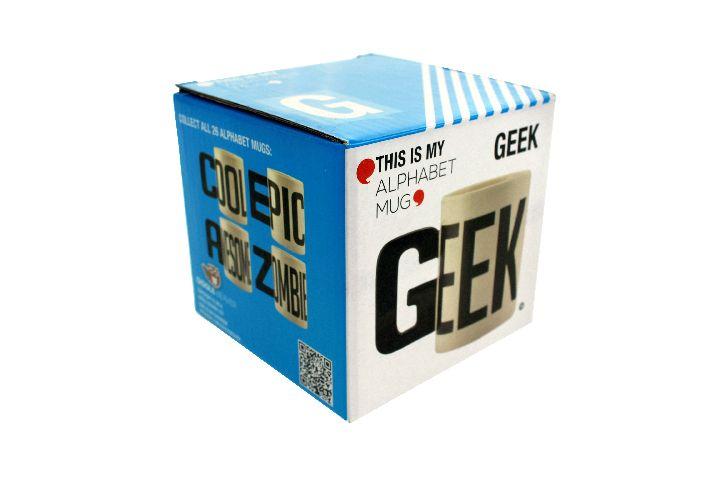 Cana alfabet, Geek