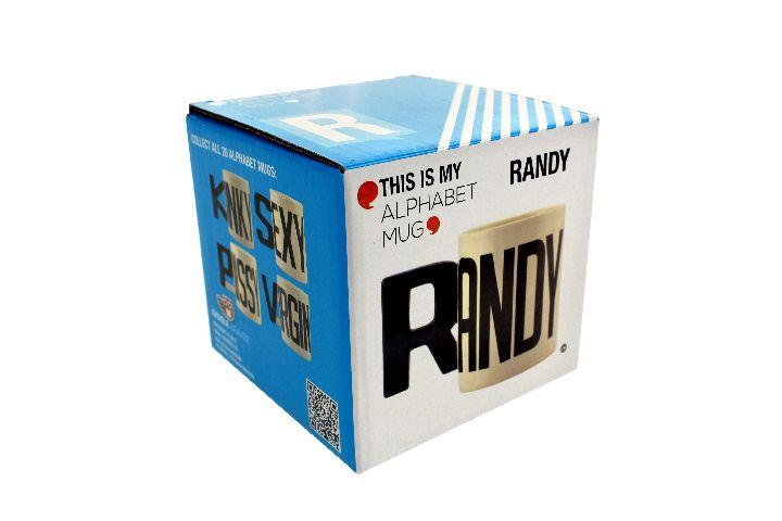 Cana alfabet, Randy