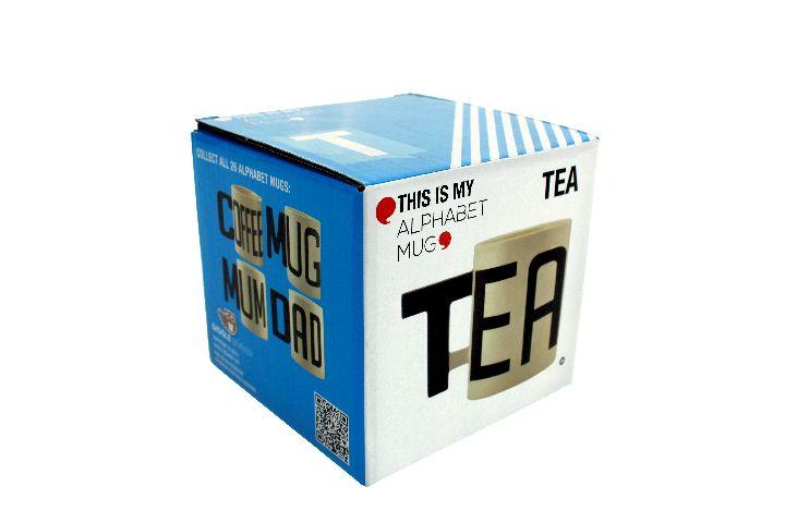 Cana alfabet, Tea