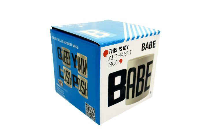 Cana alfabet, Babe