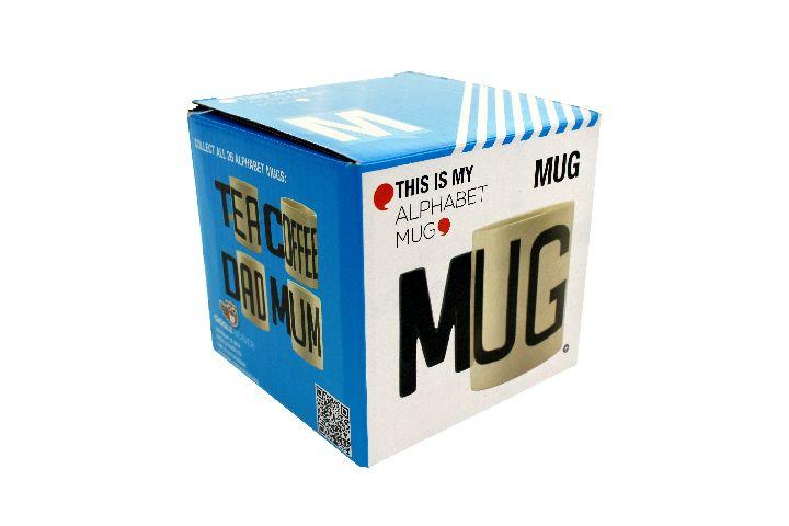 Cana alfabet, Mug