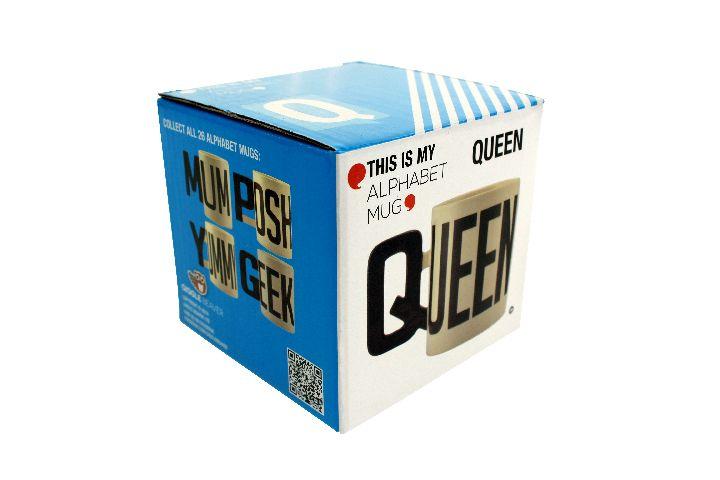 Cana alfabet, Queen