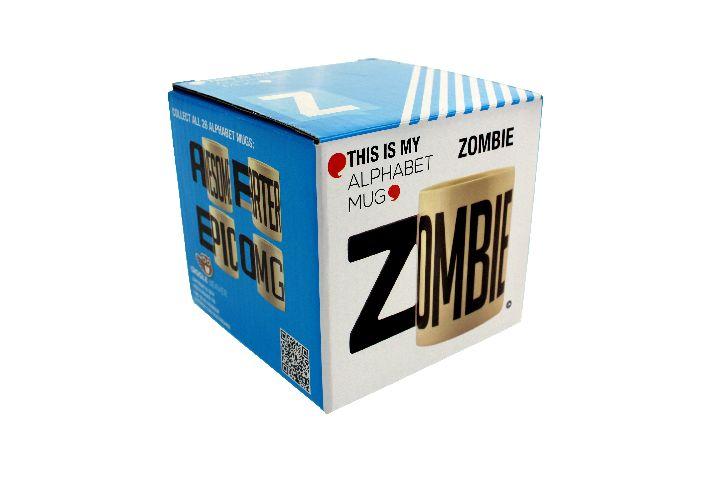 Cana alfabet, Zombie