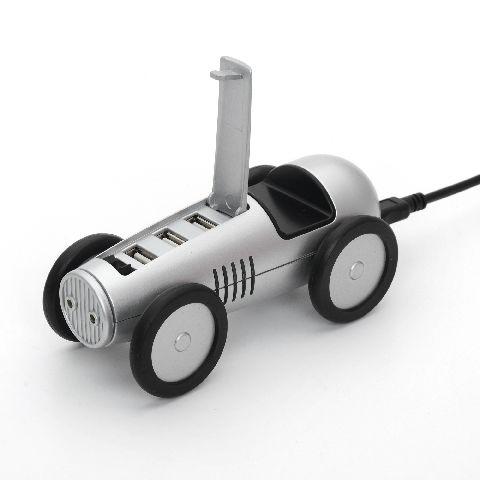 Hub USB masina vintage