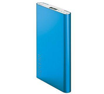 Baterie portabila XS 2000 mAh, albastru