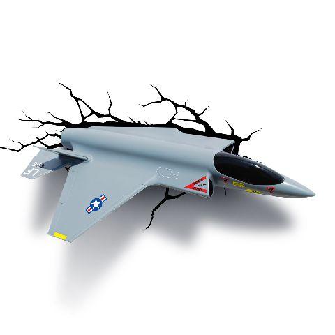 Lampa ambientala Avion de lupta