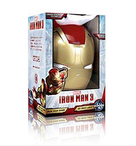 Lampa ambintala Iron man