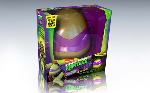Lampa ambientala Donatello