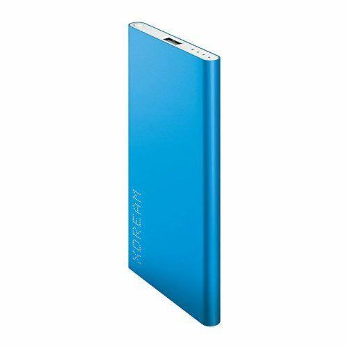 Baterie portabila XL 4000 mAh, albastru