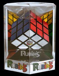 Cub Rubik 3x3x3- hexagonala, +6ani