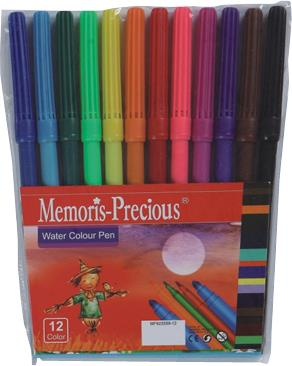 Markere pt copii,12buc/set,Memories