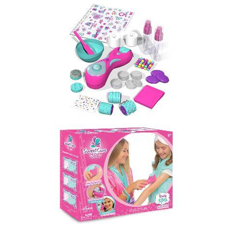 Sweet Care Spa,Rasfat la Salon