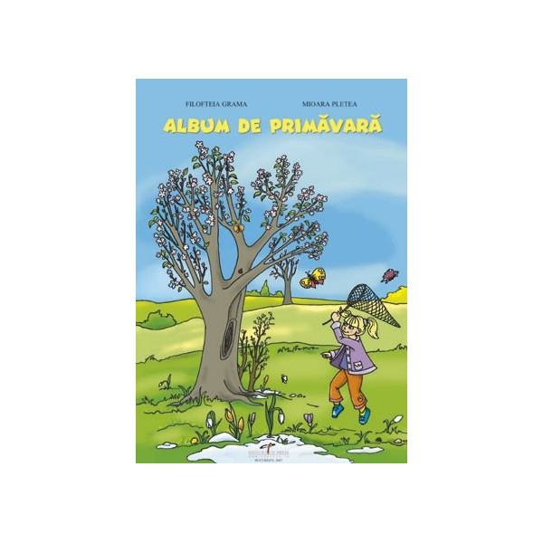 ALBUM DE PRIMAVARA