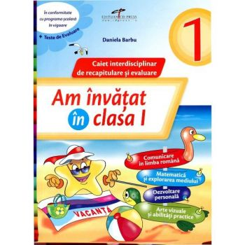 CAIET AM INVATAT IN CLS I