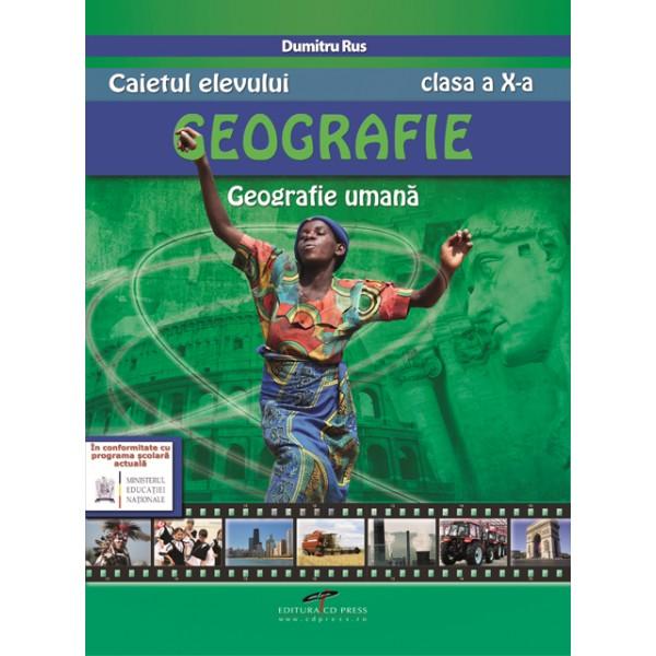 GEOGRAFIE CAIETUL ELEVULUI CL...