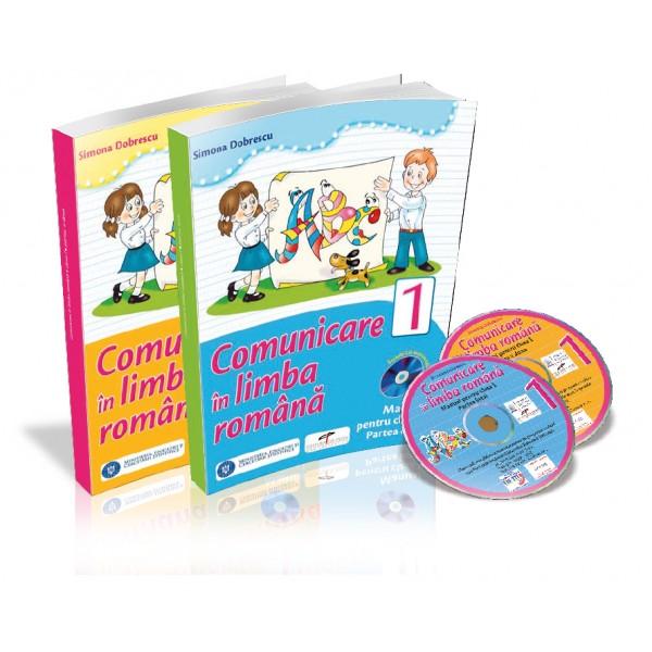 MANUAL COMUNICARE IN LIMBA ROMANA CL.I-SIM